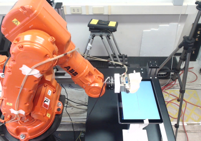 Breaking… the laws of robotics: attacking industrial robots