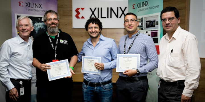 Xilinx Open Hardware Finalists