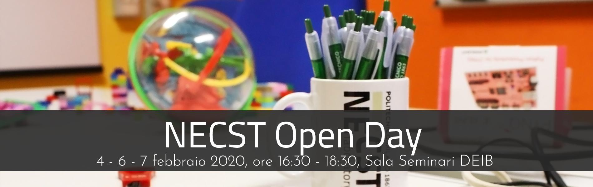 NECST Open Day
