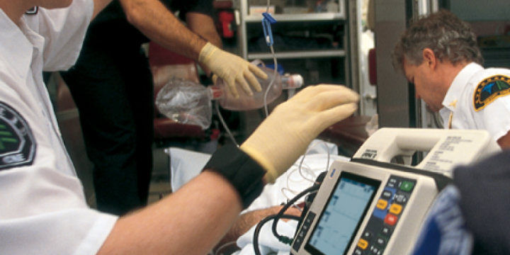Anomalous: A faster approach to ECG analysis in emergency situations